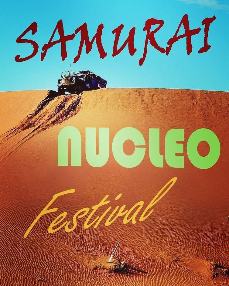 Entrevista a David Formiga autor de Samurai Nucleo Festival.
