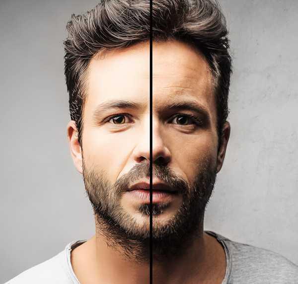 Как сделать в фотошопе эффект рисунка – Photoshop