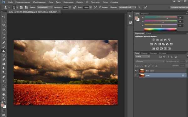 Как в фотошопе удалять – Как закрасить ненужное в Фотошопе ...