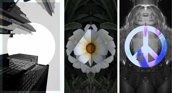 Необычные эффекты для фото – Все эффекты - ФотоФания ...