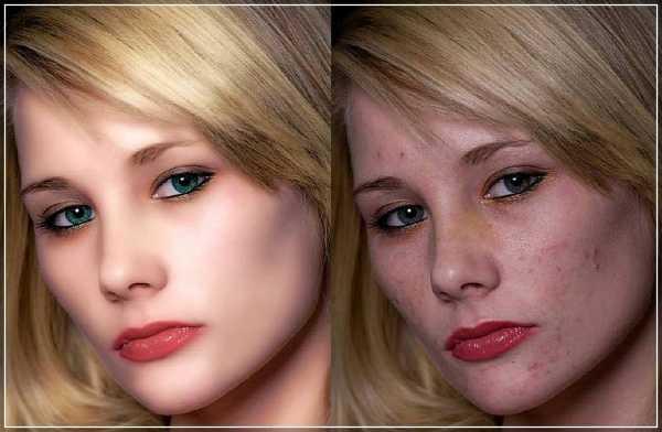 Ретушь фото до и после – 30 потрясающих снимков До и После ...