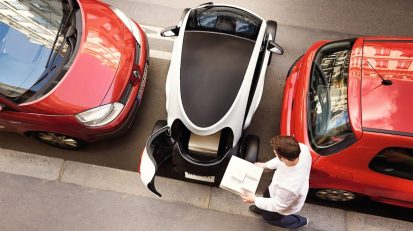 Carros eléctricos en Colombia: BMW i3