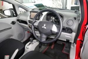 Carros eléctricos en Colombia: Mitsubishi I-MIEV