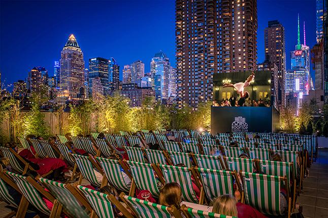 Date Your City | It's Rooftop Cinema Season