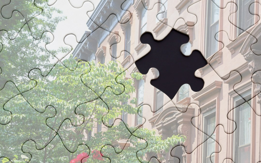 The Jigsaw Puzzle of Real Estate