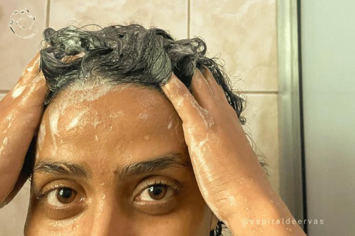 Capa shampoo liquido SCI