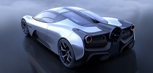 Gordon Murray Design T.50