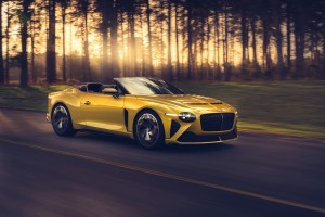 Bentley Mulliner Bacalar 2020