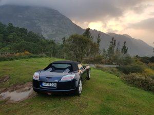 Opel GT Roadster de 2008