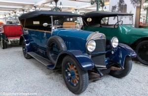 1913-1924 Audi tipo E 22/55