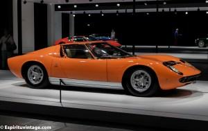 Lamborghini Miura P400 «The Italian Job»