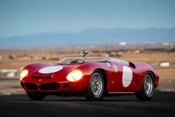 1962 Ferrari 268 SP  por Fantuzzi