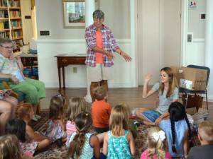 Tales 4 Tots @ CHINCOTEAGUE ISLAND LIBRARY | Chincoteague Island | Virginia | United States
