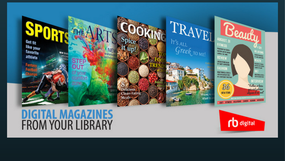 Digital Magazines for Libraries - digital downloads of popular magazines