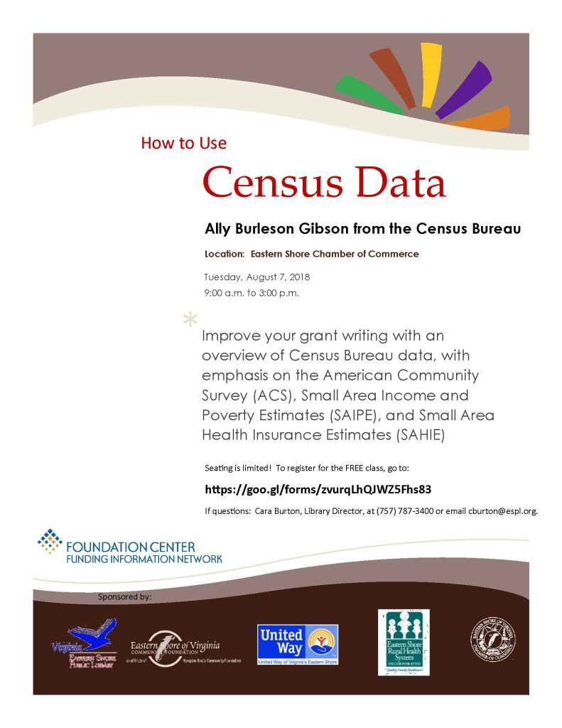 census data meeting