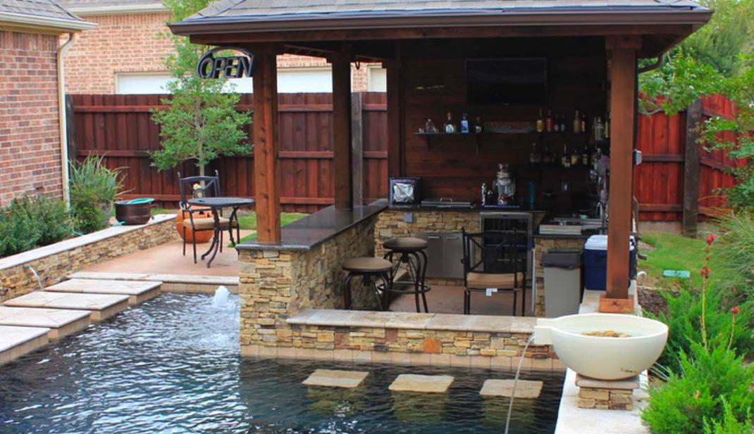 10 Best Backyard Bar Designs | ESP Metal Products & Crafts on Best Backyard Bars  id=81085