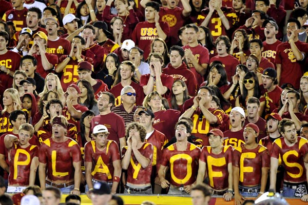 USC Playoffs