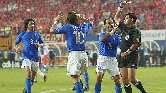 Italia mundial Corea