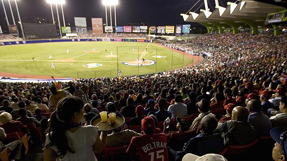 Clásico Mundial Béisbol Puerto Rico