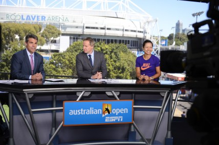 Australian Open - January 22, 2013