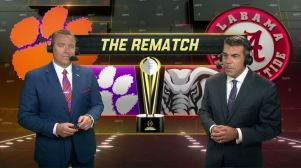 MegaCast - ESPN Traditional Game Telecast
