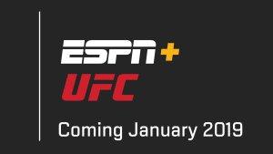 ESPN+ UFC