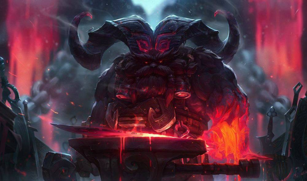 LeagueOfLegends Ornn