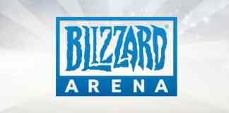 Blizzard arena 7-8 oktober