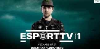 Esport-TV avsnitt 1 - Loda och Orange
