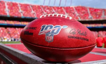 NFL transmissões