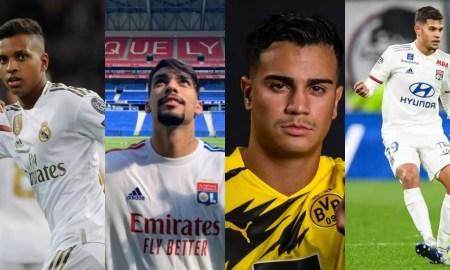 Seleção Brasileira Olímpica tem apenas jogadores que atuam na Europa