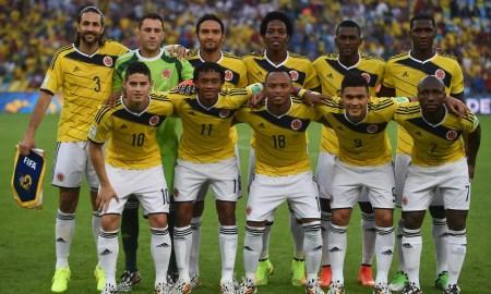 seleção colombiana colombia 2014