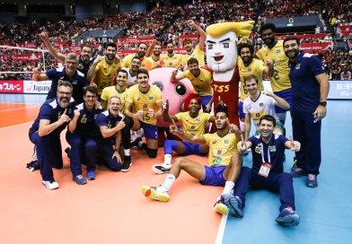 Brasil ganha copa do mundo no Japão