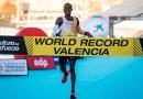 Atleta de Uganda quebra recorde mundial nos 10 km
