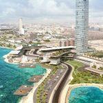 F1 divulga traçado do GP da Arábia Saudita; traçado pouco empolga