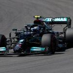 Bottas impede Lewis Hamilton de alcançar 100ª pole da carreira