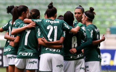 Palmeiras futebol feminino Brasileiro 2021