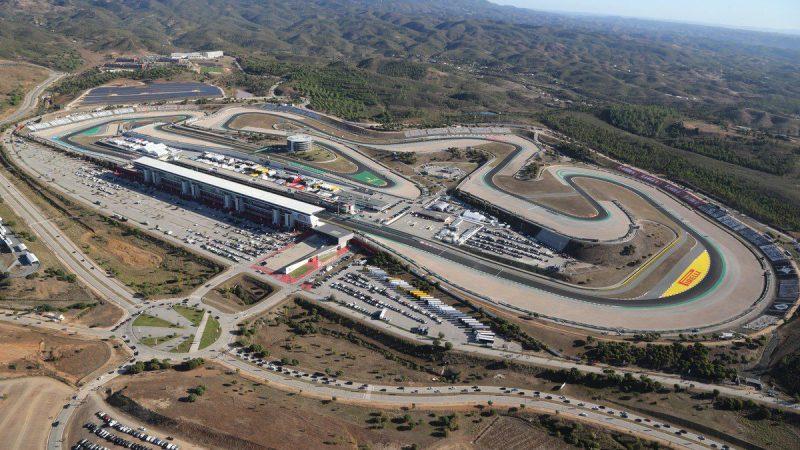 Circuito de Portimão em Portugal