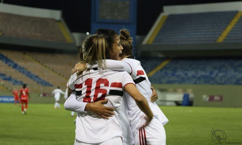 São Paulo vence Internacional no Brasileiro Feminino