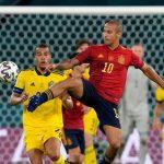 Eurocopa Espanha e Suécia empatam