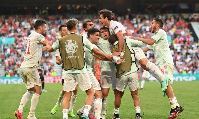 Espanha vence Croácia na prorrogação