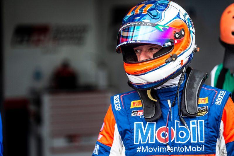 Rubens Barrichello piloto da Stock Car