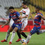 Fortaleza bate São Paulo e está na semifinal da Copa do Brasil
