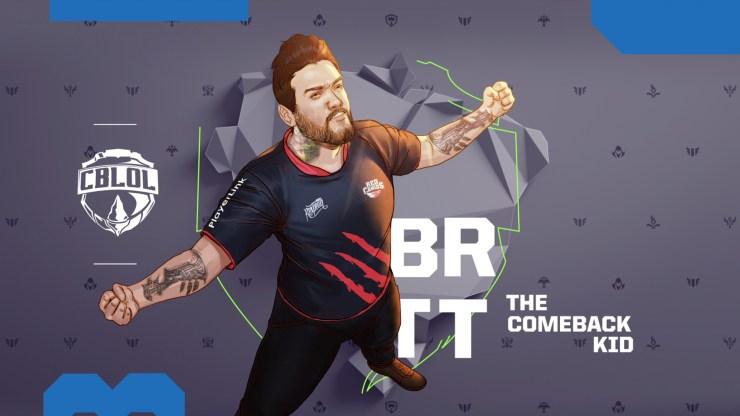 Resultado de imagem para brtt all stars 2017