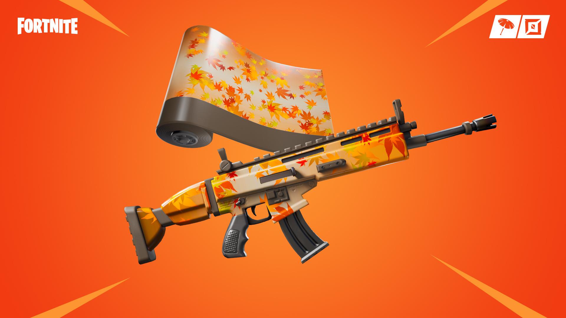 La comunidad de Fortnite deberá unirse para conseguir el nuevo aspecto de arma