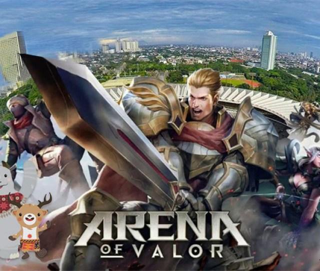 Arena Of Valor Cabang Esports Di Asian Games