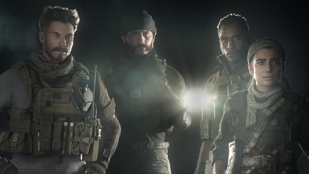 Call of Duty: Modrtn Warfare