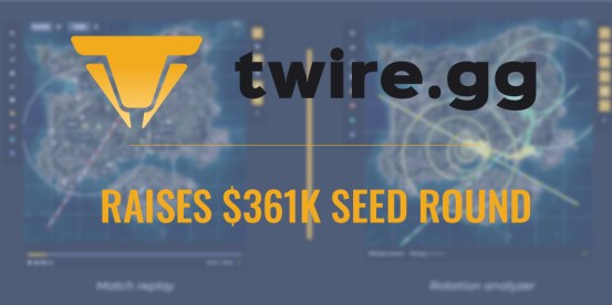 Twire secures $ 361,000 of the funded round, expanding to new games – the Esports Observer
