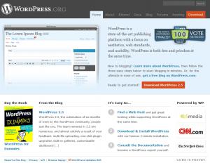 Wordpress.org New Look