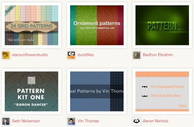Patterns Designmoo
